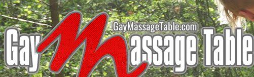 GAY MASSAGE TABLE - Guy Dollars
