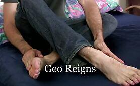 Toe Sucking Guys - Geo Reigns