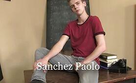 Toe Sucking Guys - Sanchez Paolo