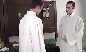 Mason Anderson: Altar Training