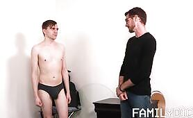 Kissing Cousins Chapter 2: Stuffing His Boy Undies